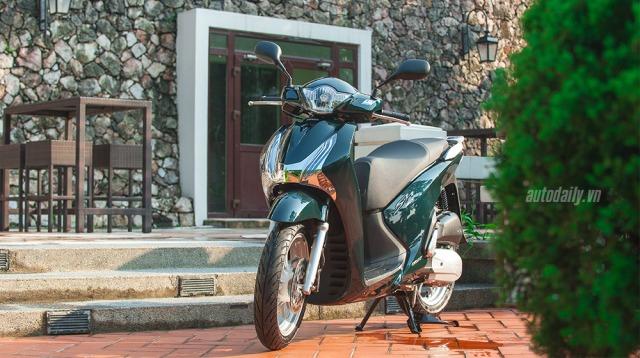 Tìm hiểu hệ thống SMART KEY trên Honda SH
