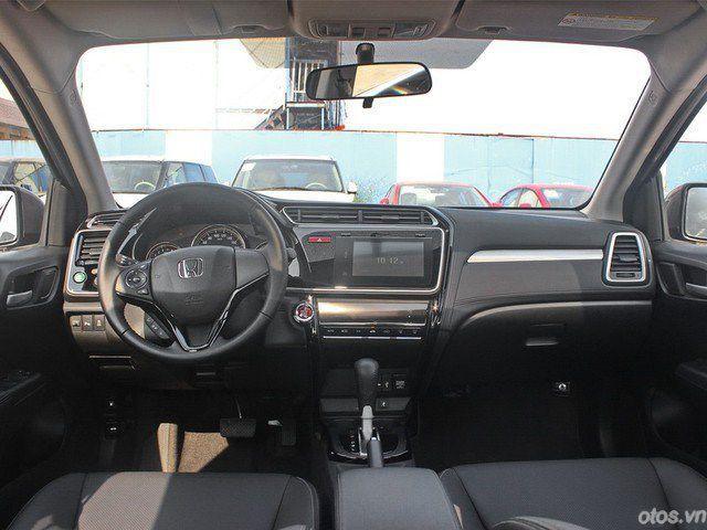 Xe oto Honda City ở Trung Quốc sở hữu thiết kế khác lạ