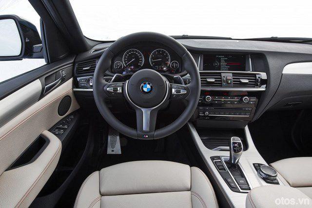 Soi BMW X4 M40i sắp ra mắt