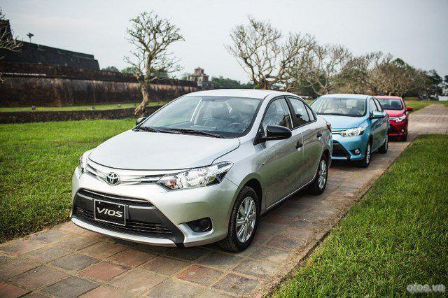Top 10 mẫu xe có doanh số cao nhất tháng 11